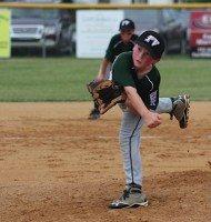 Carl pitching