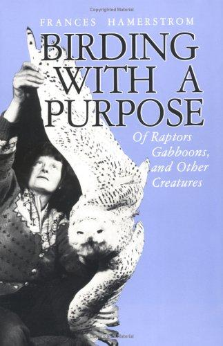 Birding With a Purpose (1984), image courtesy of The Iowa State University Press, Ames Iowa.